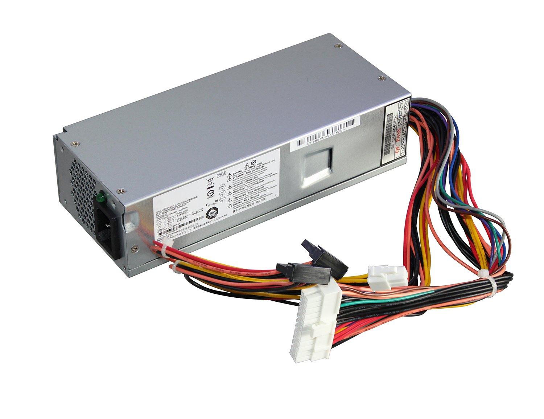 633195-001 220W Power Supply Unit PSU for HP Pavilion Slimline S5 S5-1xxx TouchSmart 310-1205la Desktop PC, FH-ZD221MGR PS-6221-9