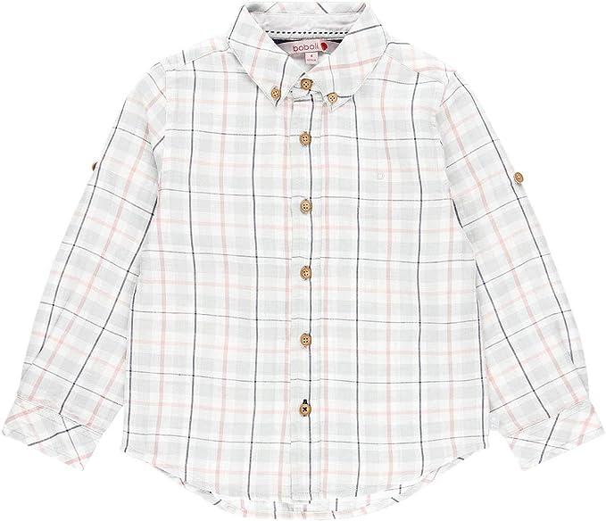 boboli Notting Hill Camisa para Chico Multicolor 128: Amazon.es: Ropa y accesorios