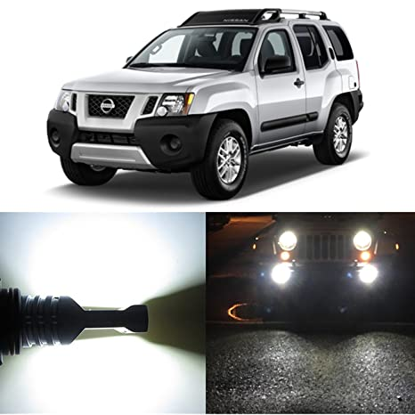 2006 nissan xterra fog lights