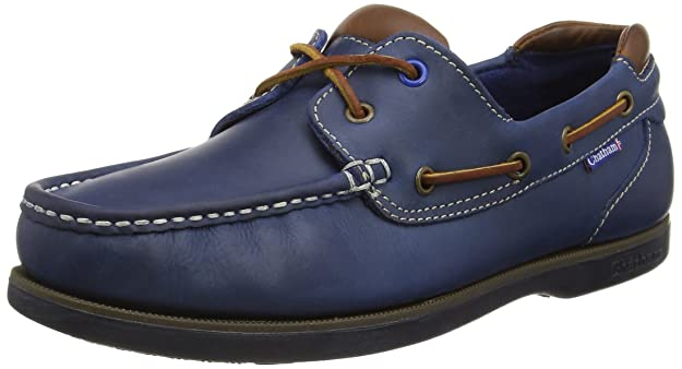Chatham Men's Made in Britan Pitt Lace up Boat Shoes: Amazon.co.uk: Shoes &  Bags