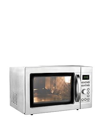 Lacor 69331 - Horno microondas 31lts1150w con pl+grill