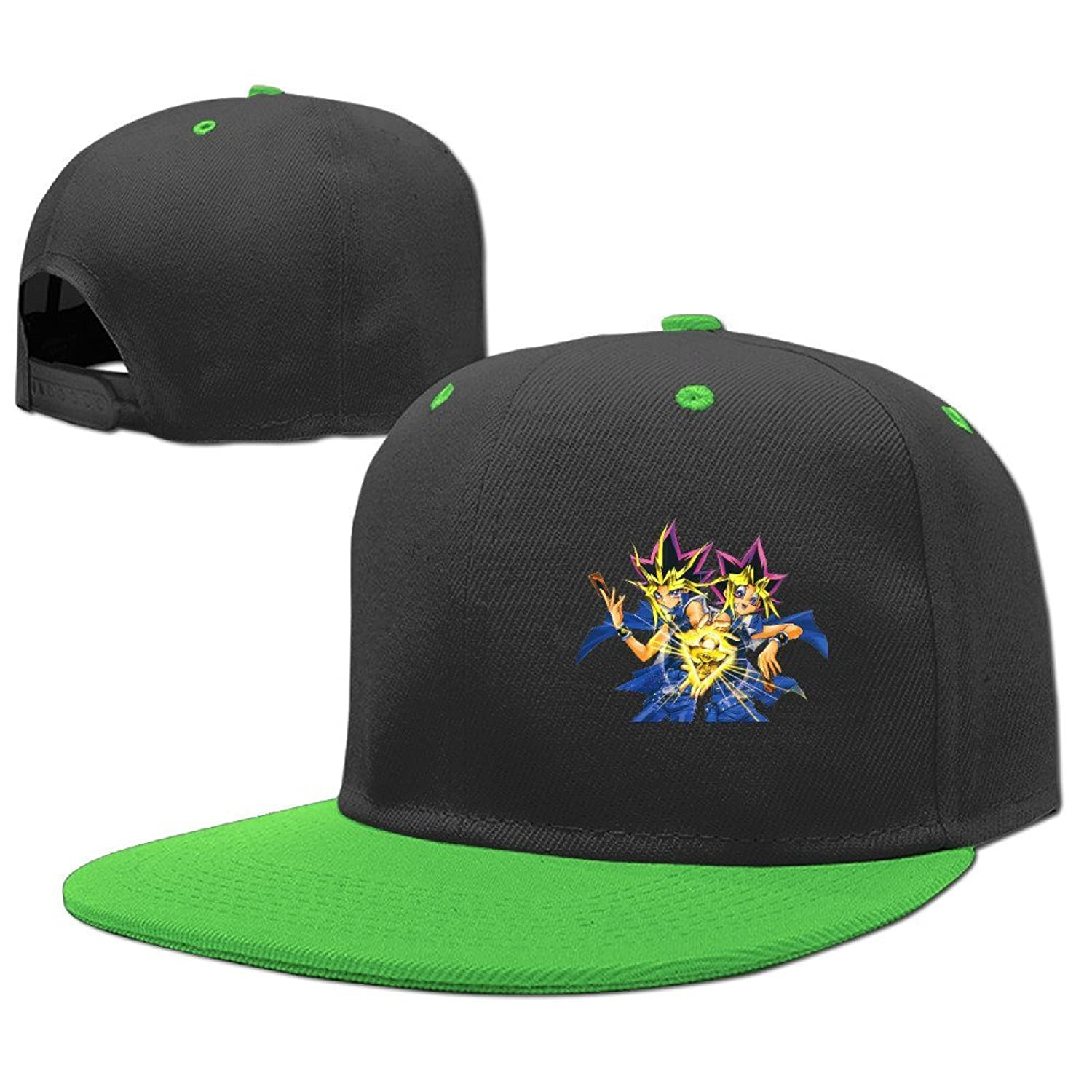 Yu Gi Oh Teen Hiphop Baseball Cap Boys Girls Hat Adjustable Unisex