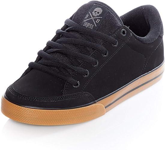 Circa Scarpe Lopez 50 Black/Gum Skate