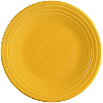 Fiesta 9-Inch Luncheon Plate Marigold  sc 1 st  Amazon.com : fiestaware marigold dinner plate - pezcame.com