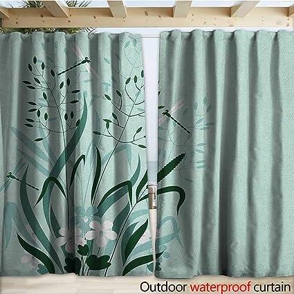 Amazon.com: Dragonfly Drape for Pergola Wild Grass and ...