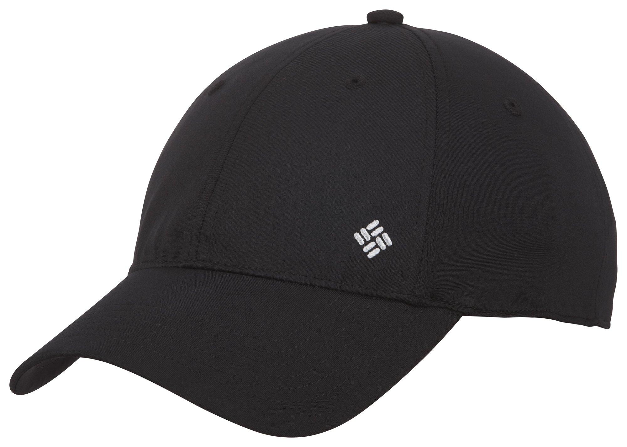 Columbia M Coolhead Ball Cap, Black, One Size