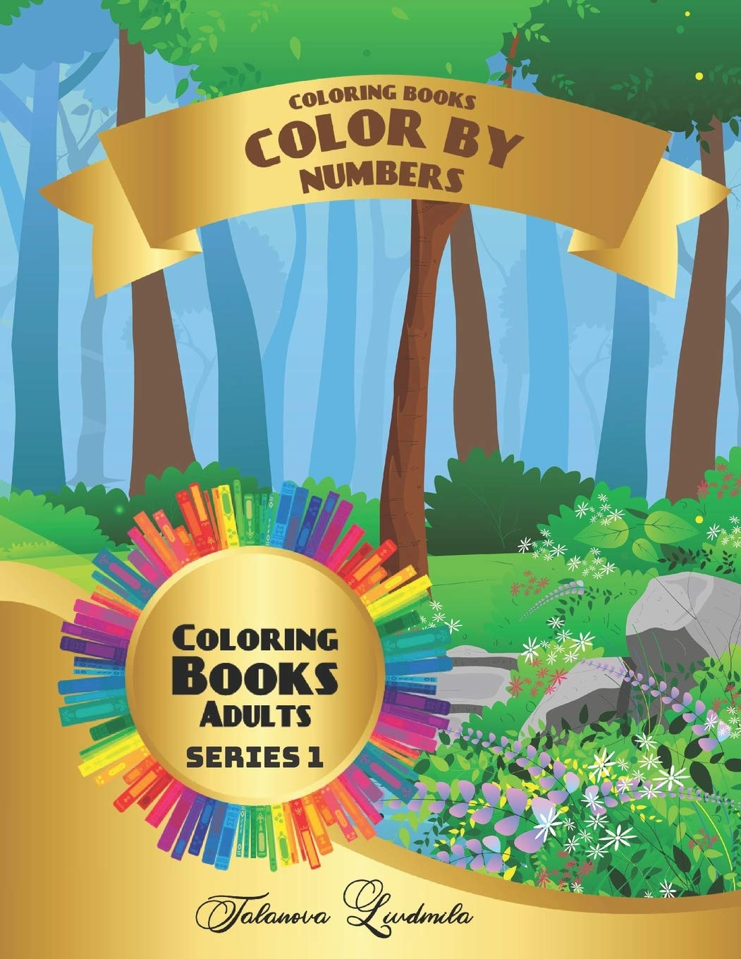 Coloring Books Color By Numbers Adults Coloring With Numbers Worksheets Color By Numbers For Adults With Colored Pencils Advanced Color By Numbers Talanova Liudmila 9781654172893 Amazon Com Books