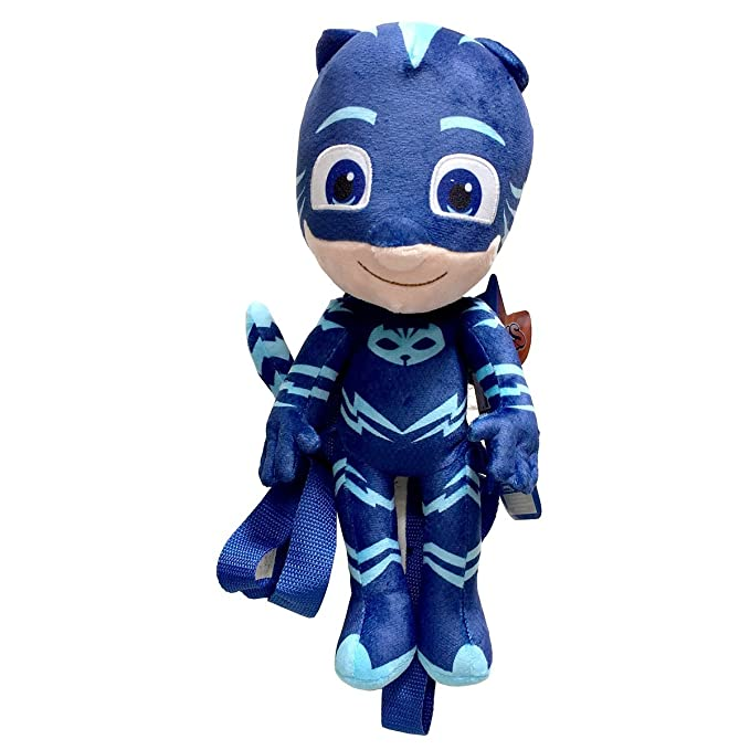 PJ Masks Catboy Plush Backpack Blue