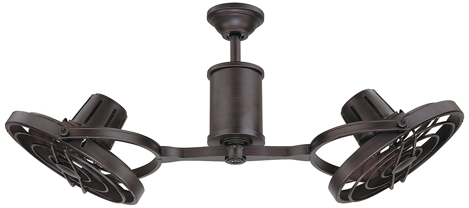 Ellington farii13abz3rw faraday ii double ceiling fan 47 span ellington farii13abz3rw faraday ii double ceiling fan 47 span bronze amazon mozeypictures Image collections
