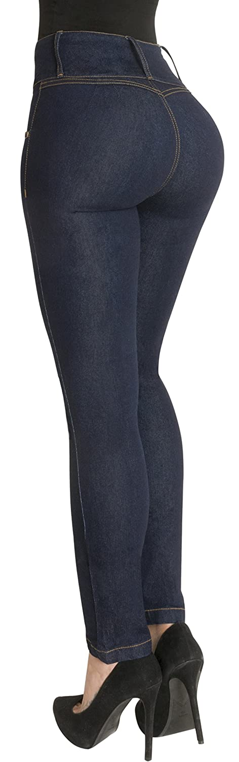 7434992ac3194 Butt Lifter Skinny Jeans High Rise Waist Levanta Cola Colombianos by Fiorella  Shapewear ...