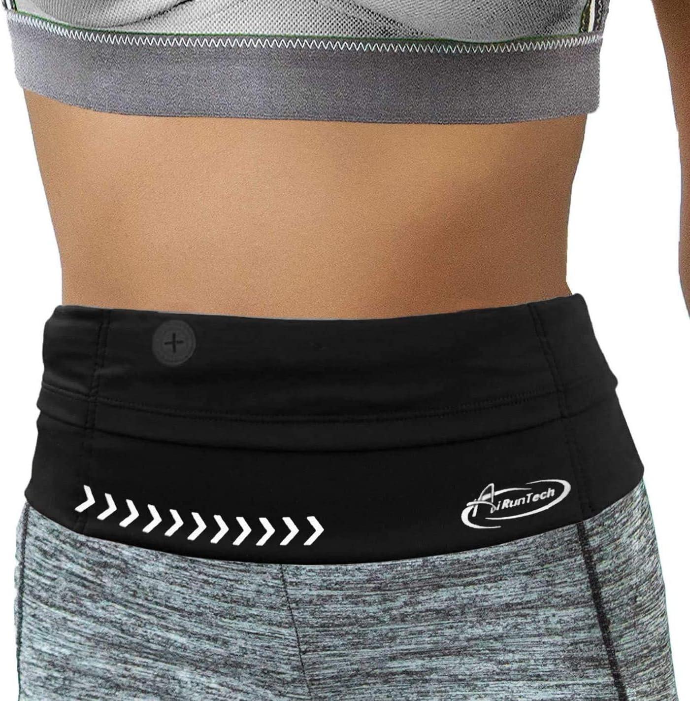 Running Belt GENERISE Waterproof Adjustable Running Belt for Phone Money etc