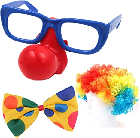 Halloween Cosplay 2020 Piero Amazon.co.jp: [XP Design] Clown Clown Piero Glasses Joker Costume