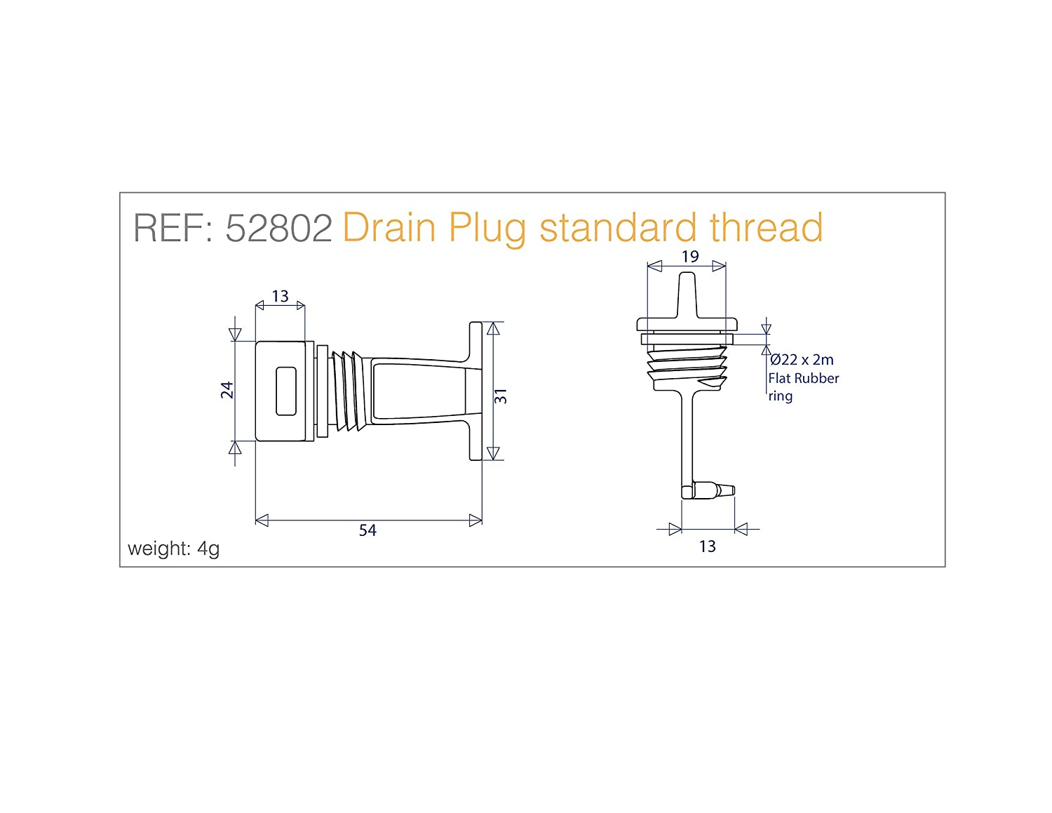 H2o Kayaks Direct Drain Plug Sports Outdoors Pelican Pedal Boat Wiring Diagram