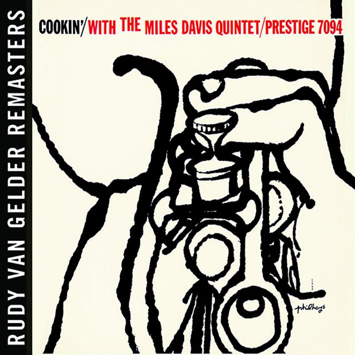 Miles Davis Quintet - Cookin' with the Miles Davis Quintet: Rudy Van Gelder  Remasters Series - Amazon.com Music