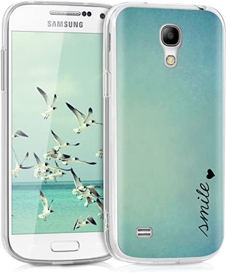 kwmobile Funda Compatible con Samsung Galaxy S4 Mini: Amazon.es ...