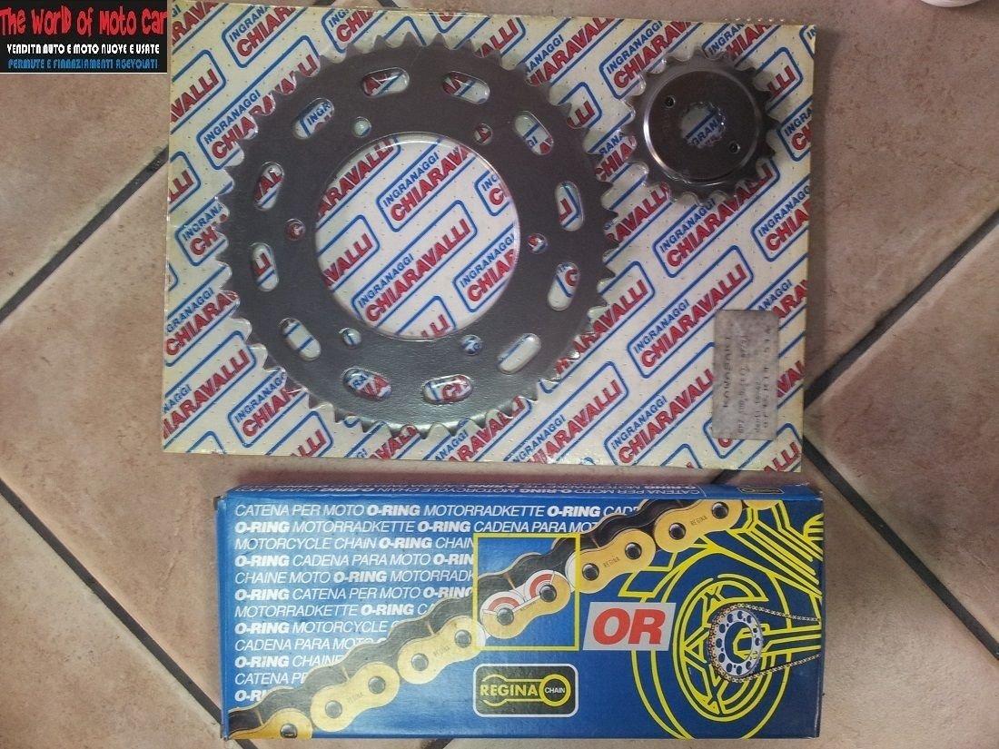 Catena O Ring Ox Ring.Kit X Ring 42 16 Chain 520 Orn 120 M Kawasaki Gpz 500 S Ex 87 93