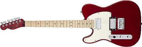 Squier por Fender Telecaster guitarra eléctrica – contemporáneo hh ...