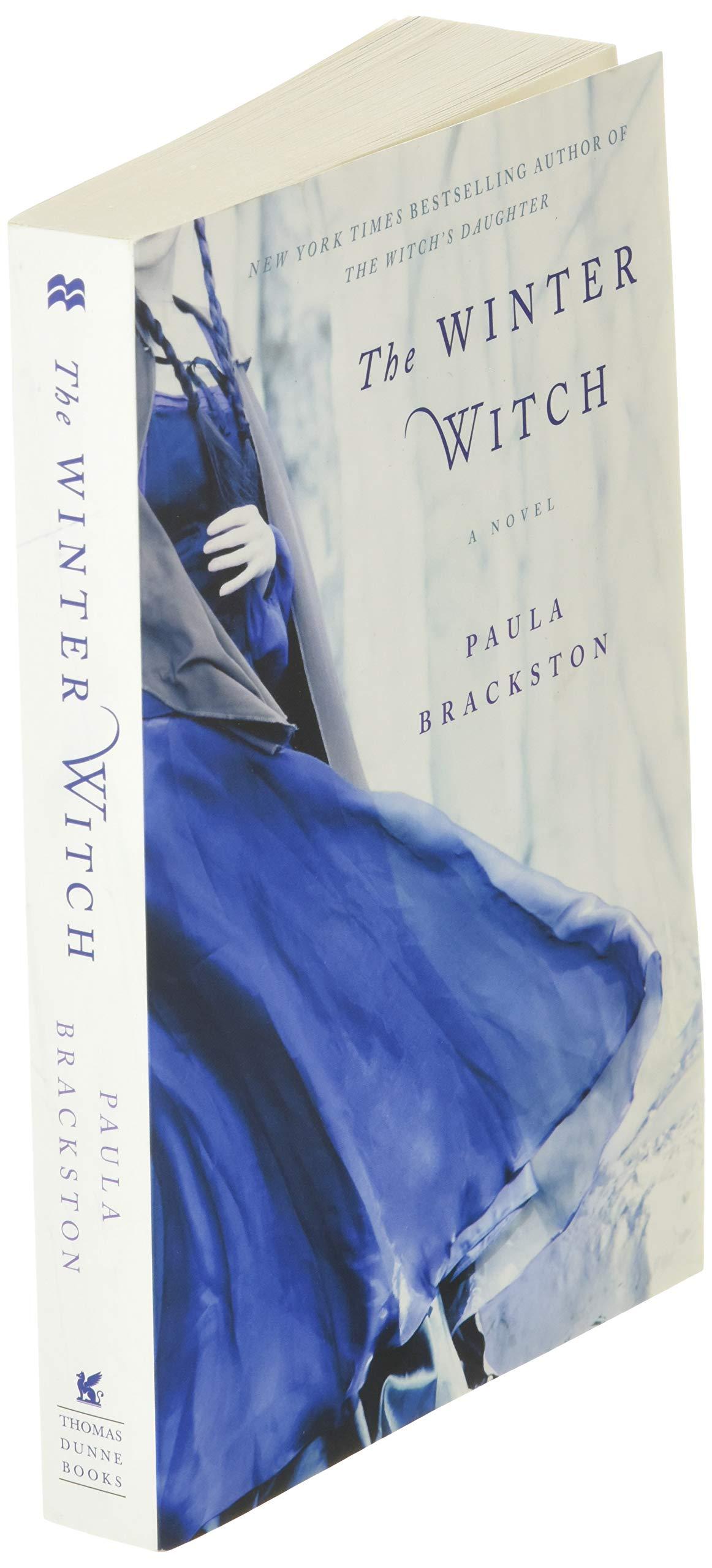 The Winter Witch A Novel Brackston, Paula 20 Amazon ...