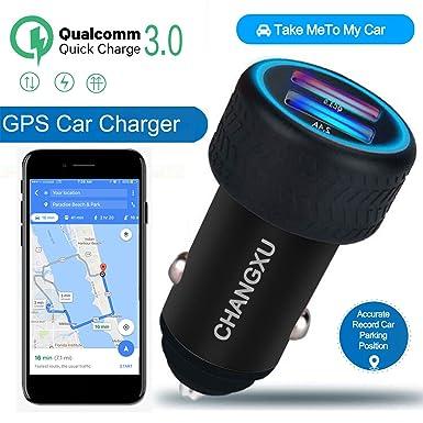 Cargador de coche GPS cargador de coche con Car ...