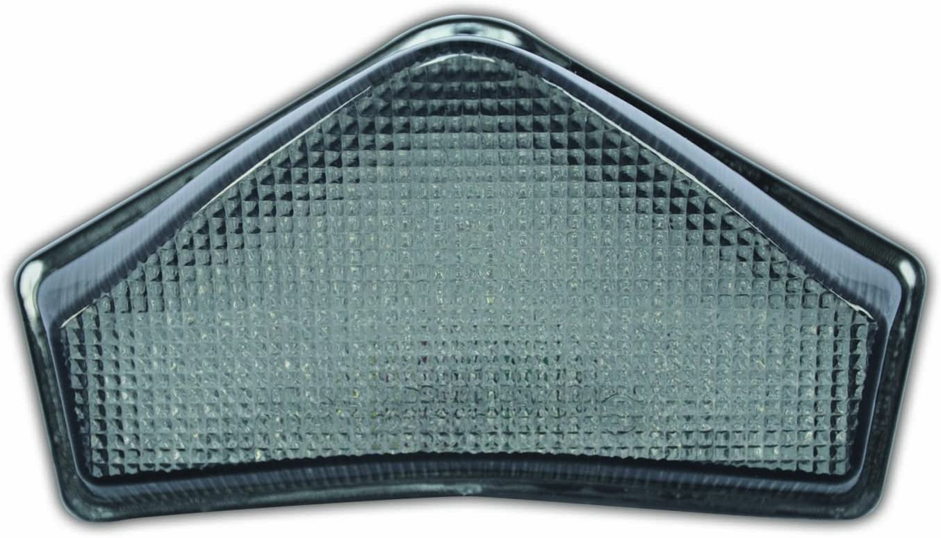 Clear Integrated Tail Light TZT-176-INT Top Zone