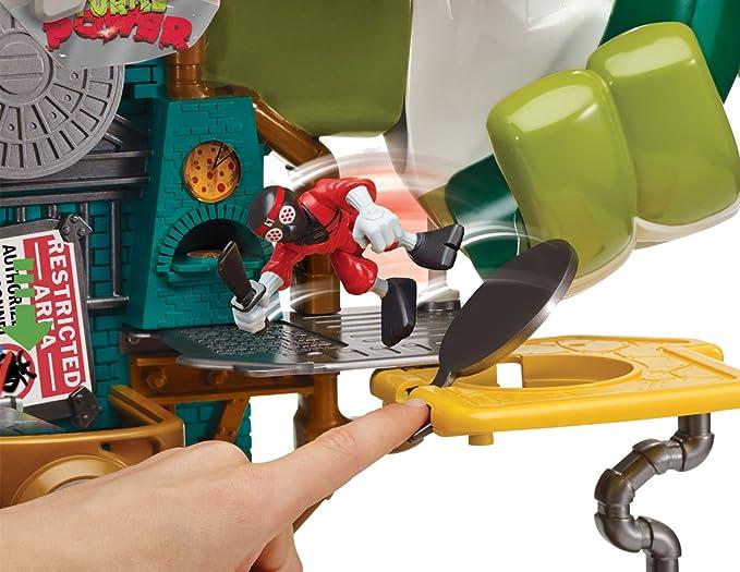 Teenage Mutant Ninja Turtles Half-Shell Heroes - Juego de ...