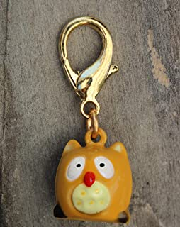 product image for Diva-Dog Jingle (Bell) Dog Collar Charm or Keychain