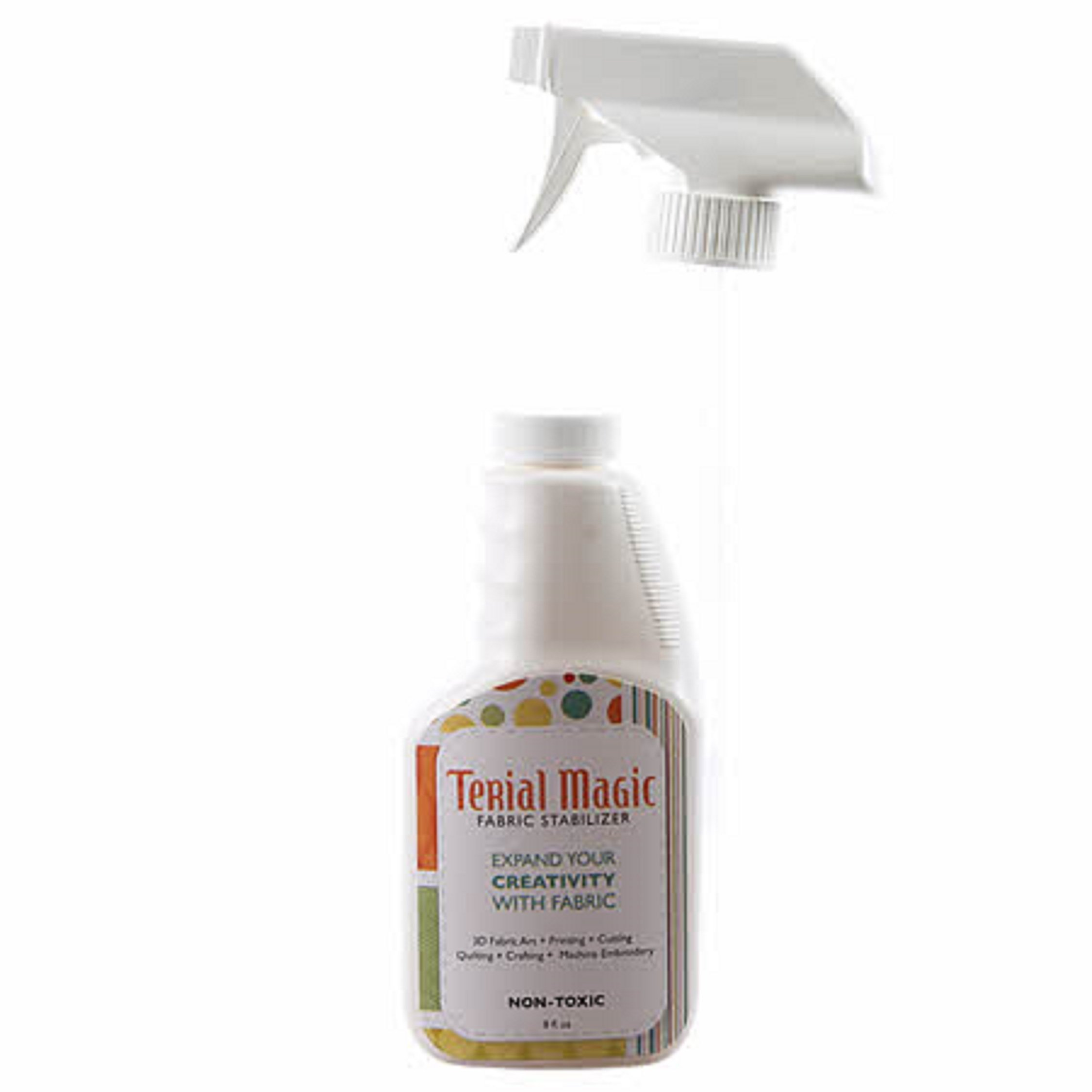Terial Arts Terial Magic Fabric Spray - Mini Magic 8 oz. Spray Bottle