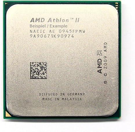 Amazon Com Amd Athlon Ii X4 635 2 90 Ghz Processor Socket Am3 Pga 938 Computers Accessories
