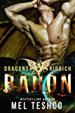 Baron: A Scifi Alien Romance (Dragons of Riddich Book 3)