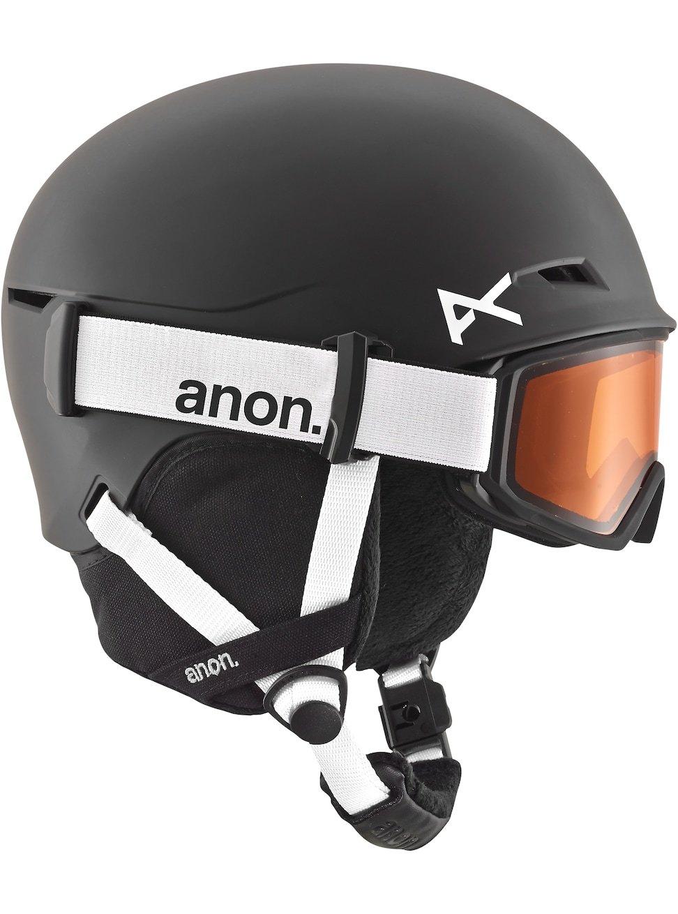 Anon Jungen Snowboardhelm Snowboardhelm Snowboardhelm Define B0155DTK66 Skihelme Bestätigungsfeedback c8d565