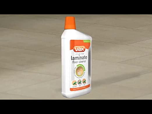 Vax Laminate Floor Cleaning Solution 1 L Amazon Kitchen Home