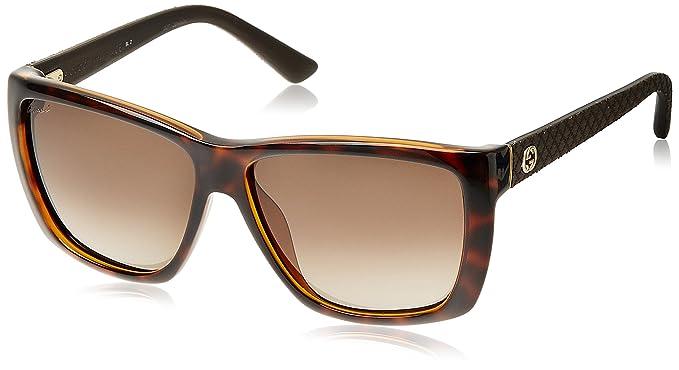 fee7c2da919cb Image Unavailable. Image not available for. Colour  Gucci Gradient Wayfarer  Unisex Sunglasses ...