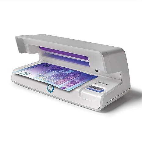 Safescan 70 - Detector de billetes falsos UV