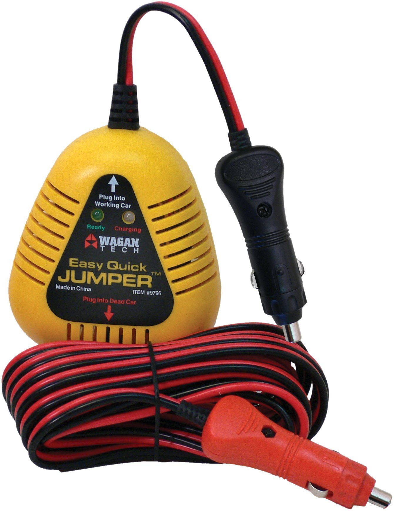 Jump Starter In Car Booster Power Battery Charger By ...