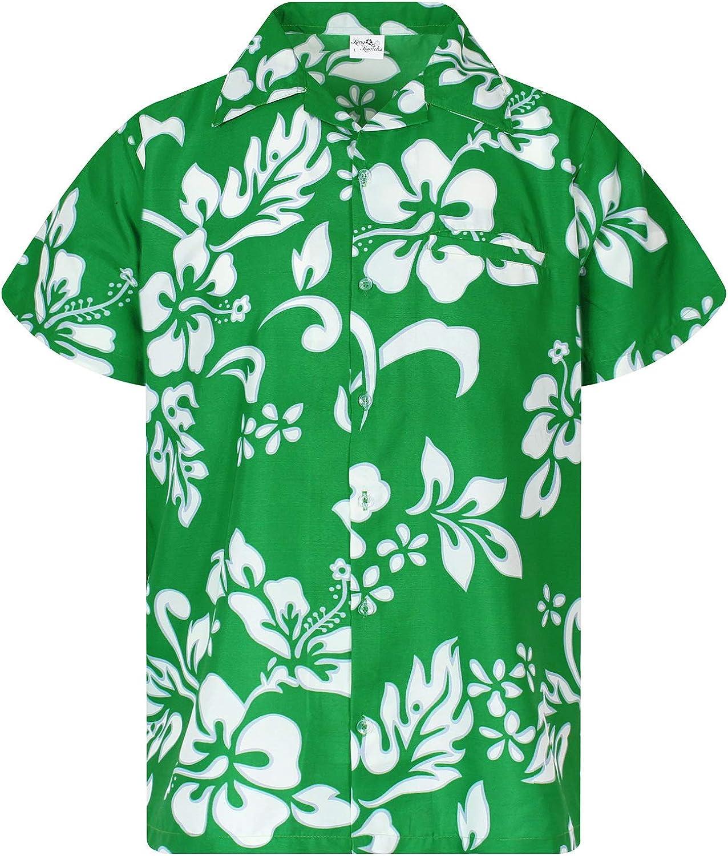 Hibiscus Tropical Flower Summer T-shirt 100/% Cotton unisex women