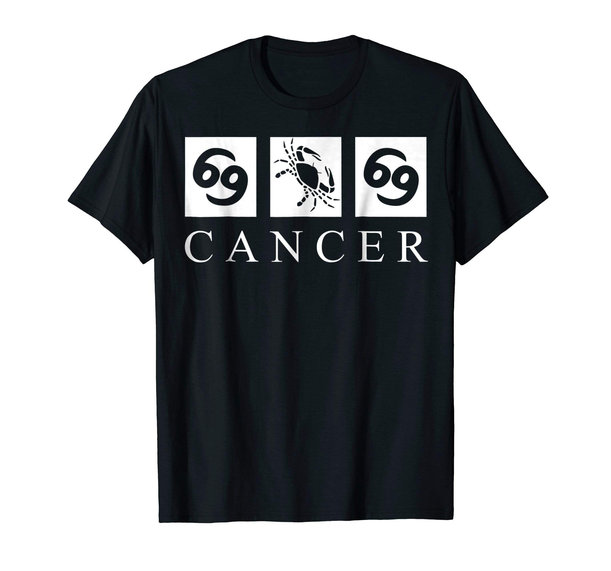 Zodiac Sign Cancer T-Shirt Funny Cancer Tees