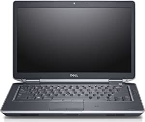 Dell Latitude E6430 14in HD Premium Business Laptop computer, Intel Dual-Core i5-3210M up to 3.1GHz, 8GB DDR3, 256GB SSD, DVD, WiFi, HDMI, Windows 10 Professional (Renewed)