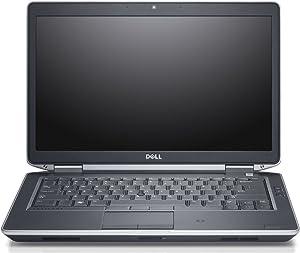 Dell Latitude E6430 14in HD Premium Business Laptop computer, Intel Dual-Core i5-3210M up to 3.1GHz, 8GB DDR3, 256GB SSD, DVD, WiFi, HDMI, Windows 10 Professional (Renewed)