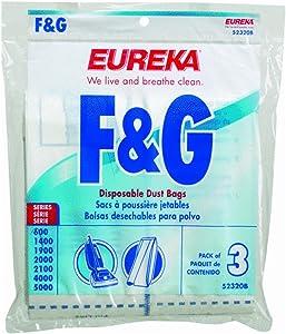 Eureka Home Care 52320C-6 Vacuum Cleaner Bags