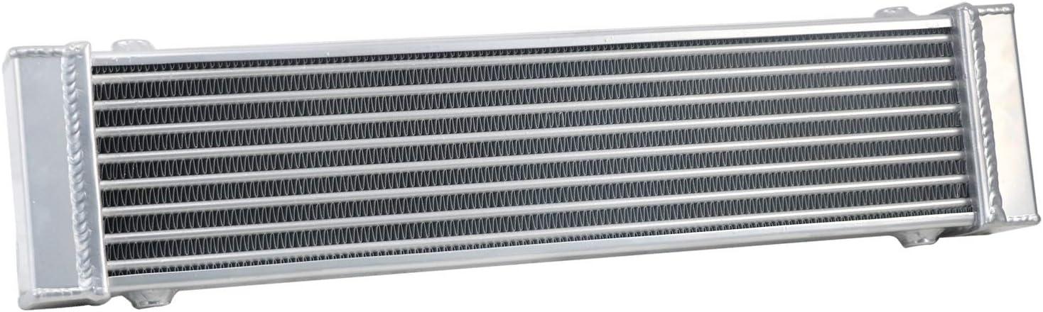 OzCoolingParts Pro Heavy Duty Performance Aluminum Transmission Cooler for 2006-2010 07 08 09 GM 6.6L Duramax Diesel