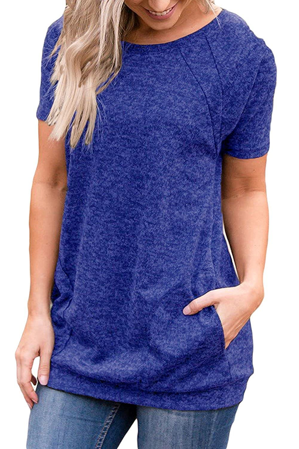 18dfc63c545 Top 10 wholesale Shirts With Pockets Womens - Chinabrands.com