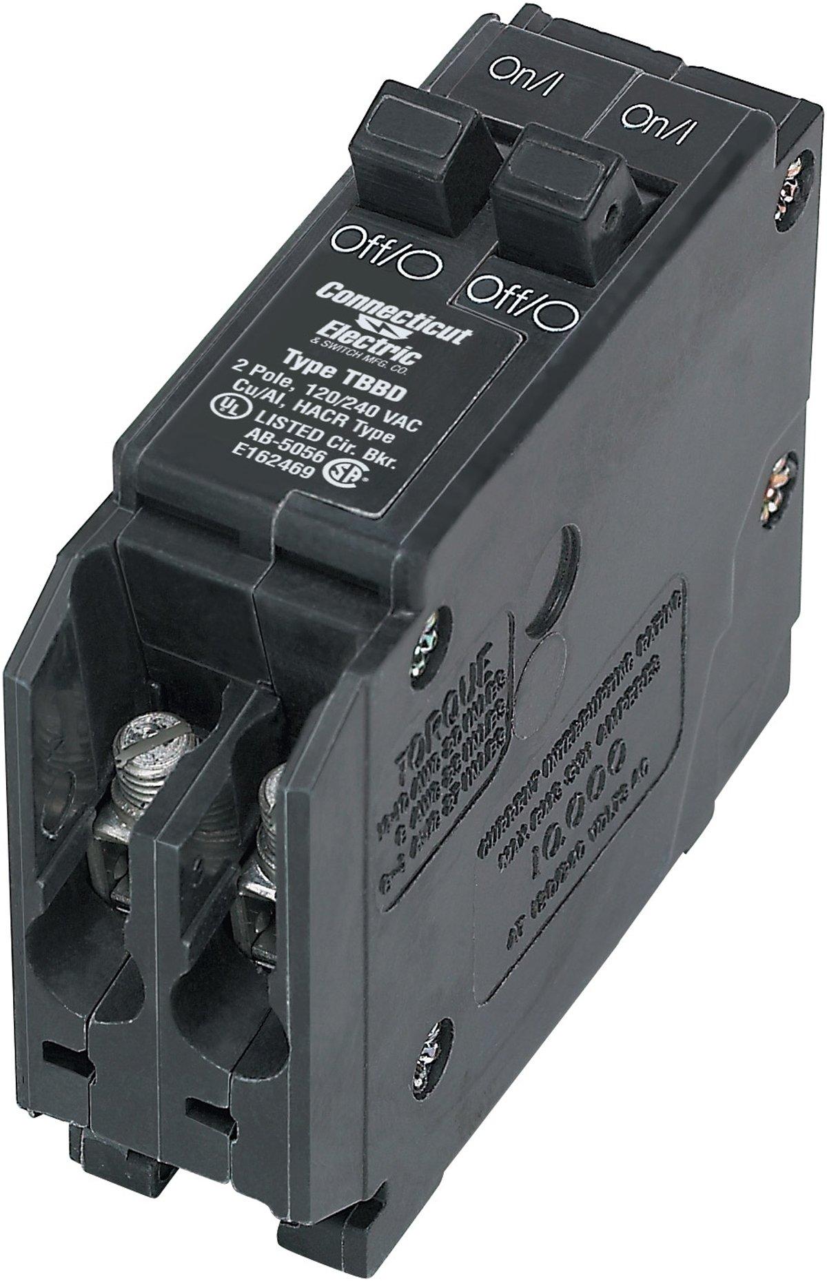 Parallax Power Supply UBI-TBBD3020 30/20 Amp Circuit Breaker
