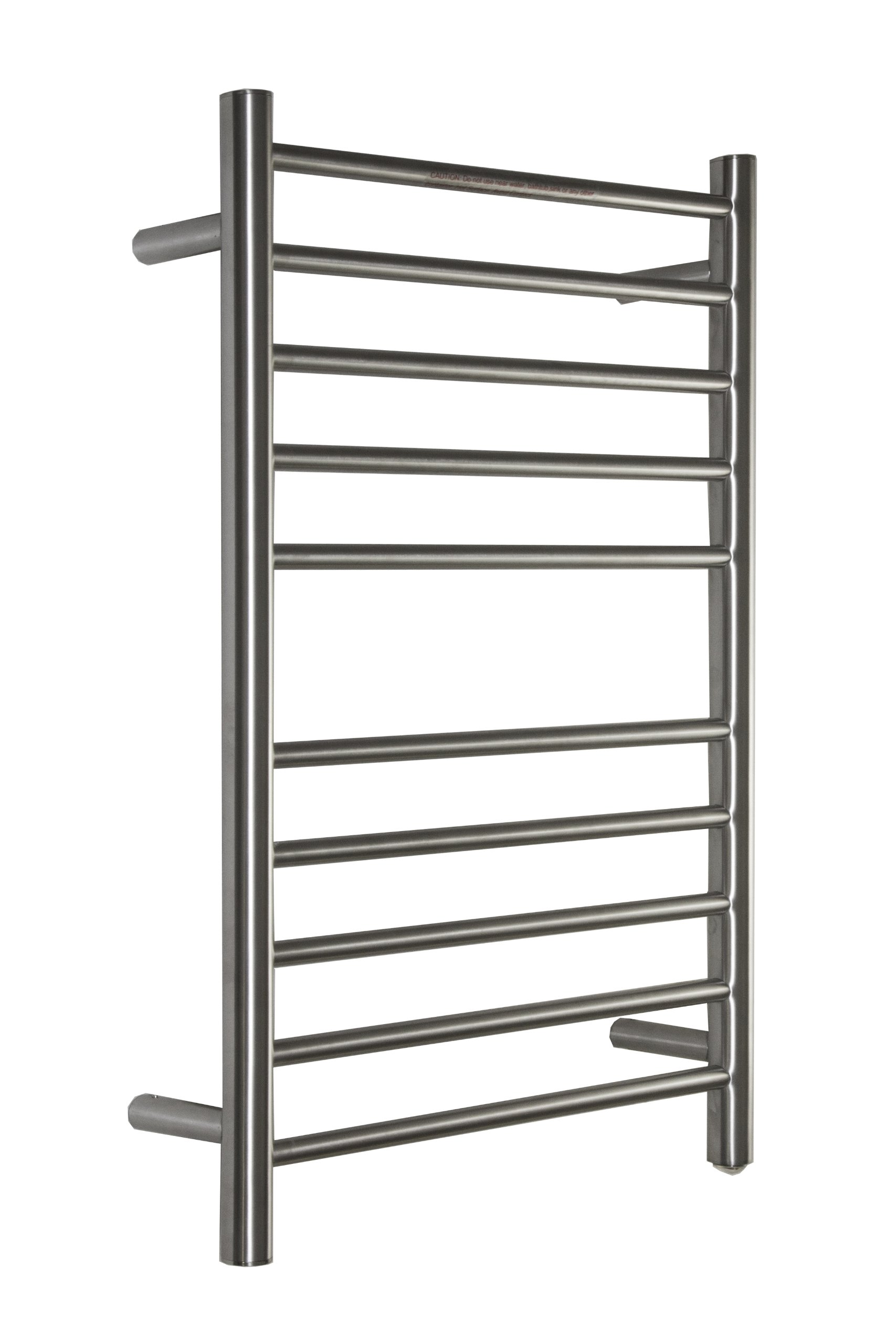 Virtu USA VTW-110A-BN Kozë Collection Towel Warmer, Brushed Nickel by Virtu USA