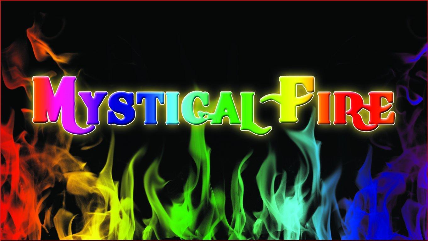Set of 10 Sachets Mystical Fire