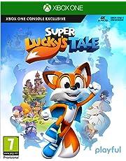 Super Luckys Tale - Xbox One [Importación francesa]