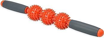 Gaiam Restore Stick Pressure Point Muscle Massage Roller