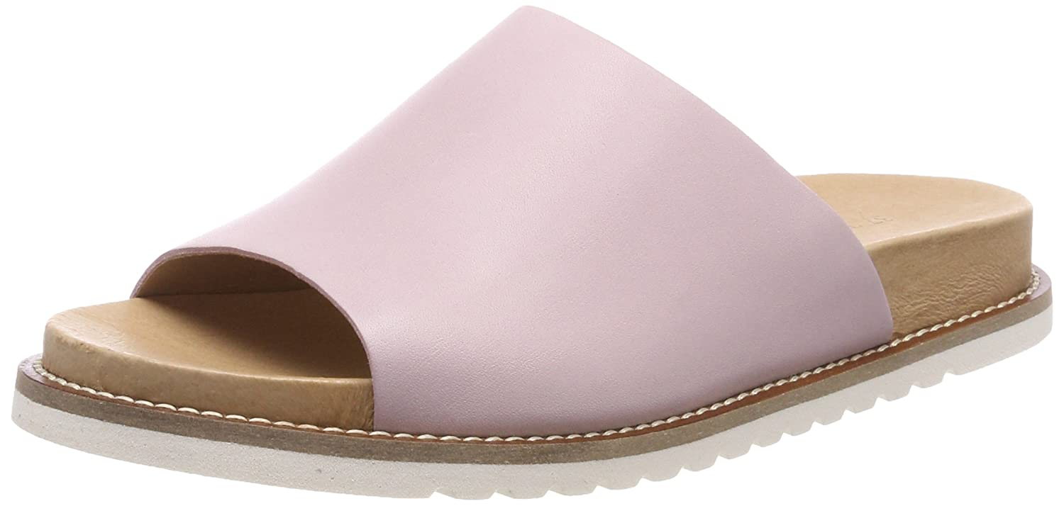 Ten Points Sandra, Zuecos para Mujer 41 EU|Pink (Lightpink)
