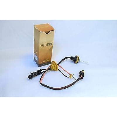 Morimoto XB HID Bulbs (Single, 1 Bulb), H11B, 4500K: Automotive