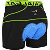 Baleaf Men's 3D Padded Cycling Underwear Shorts