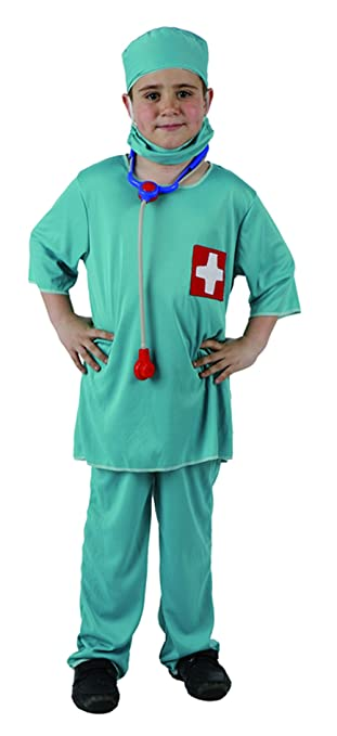 Phertiful Doctor's Costume For Child Party Costumes (S)